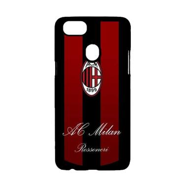 OEM AC Milan 3 (2) Custom Hardcase Casing for OPPO F5