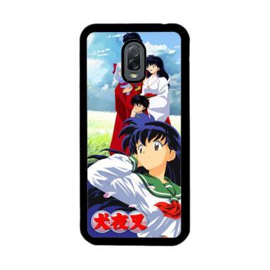 Flazzstore Inuyasha Kagome C0358 Cu ... or Samsung Galaxy J7 Plus