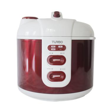 Turbo CRL1180-7 Rice Cooker - Red [1.8 L]