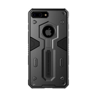Nillkin Defender 2 Hardcase Casing for Apple Iphone 8 Plus - Black