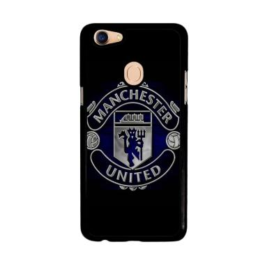 Flazzstore Black Manchester United  ... Custom Casing for Oppo F5