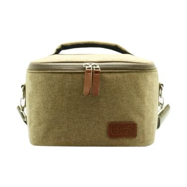 BKA Zella Cooler Bag - Gold
