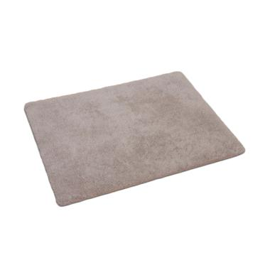 ENJOY101 Super Thin Non-slip Antibacterial Bath Mat - Grey