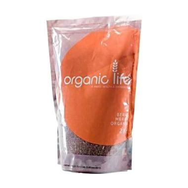 Organic Life Beras Merah [2 kg]