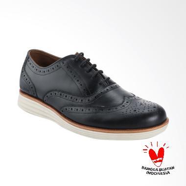 BLANKENHEIM Wingtip Sneaker Kulit   ... lack [Pre-Order/Original]