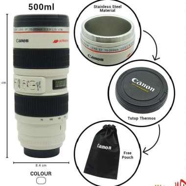 harga Lens Mug Cup Gelas Termos Lensa Kamera EF 70-200 - B288 Blibli.com