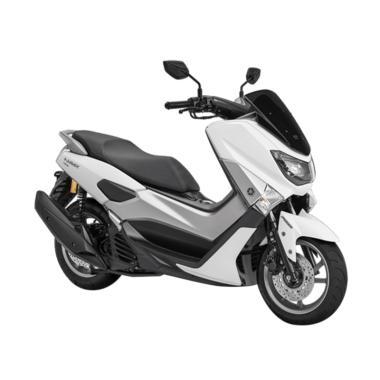 Yamaha New NMAX 155 Non ABS Sepeda Motor [VIN 2018/ OTR Bandung]