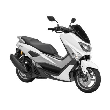 Yamaha New NMAX 155 Non ABS Sepeda Motor [VIN 2019/ OTR Sumatera Utara]
