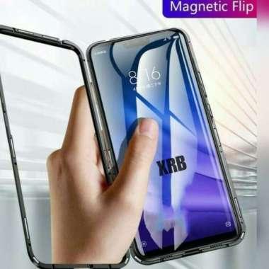 harga Dijual MI NOTE 10CC9PRO XIAOMI PREMIUM MAGNETIC Glass Case Casing Kaca - Putih Diskon Blibli.com
