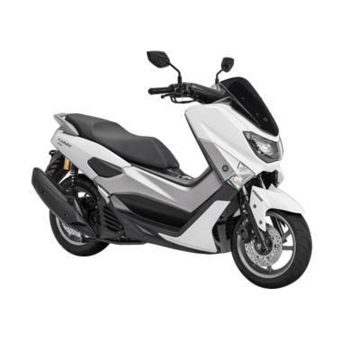 Yamaha New NMAX 155 Non ABS Sepeda Motor [VIN 2018-OTR Jabodetabek]