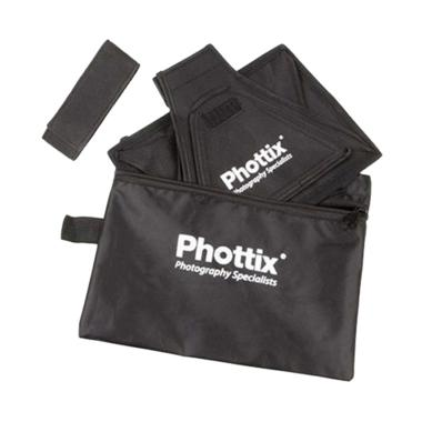 Phottix Flash Strap and Softbox Set