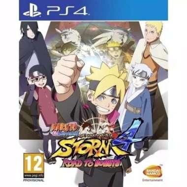 harga PS4 Naruto Shippuden Ultimate Ninja Storm 4 Blibli.com