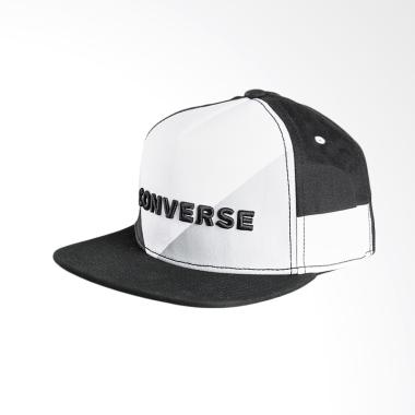 Converse Blocked Snapback - Black [CON6542-001]