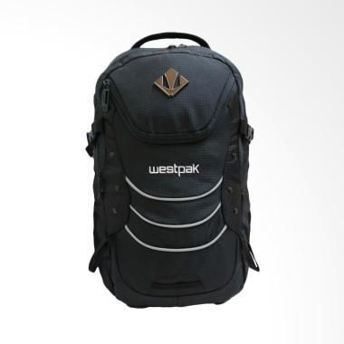WESTPAK Backpack Pria - Hitam [62866]