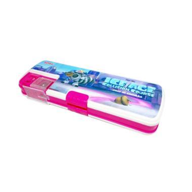 Kenko PC-2170 Ice Age Pencil Case Tempat Pensil