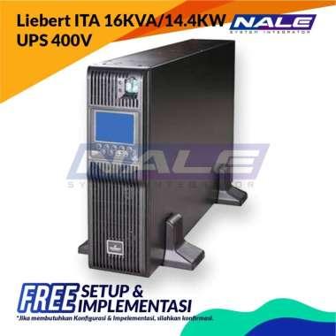 harga Liebert ITA 16KVA/14.4KW UPS 400V (no battery) 1200758 Blibli.com