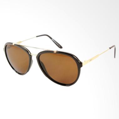 Vtech CA125 Polarized Sunglasses Kacamata - Brown