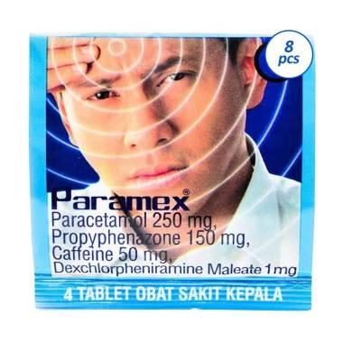 Paramex Harga Terbaru Januari 2020 Blibli Com