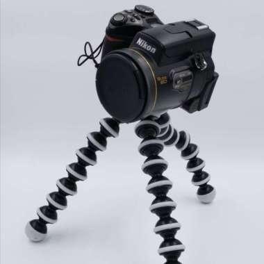 harga Jual gorilla tripod Z-03 tripod hp size L Z 03  holder smartphone Diskon Blibli.com