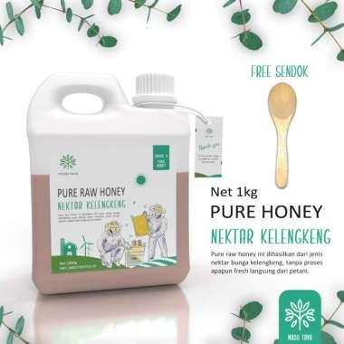 harga Madu Murni Asli Tava 1kg Nektar Kelengkeng 100% Pure Raw Honey Sarang Alami Blibli.com