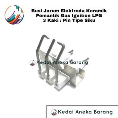 harga Spark Ignition Igniter Pemantik Gas 3 Pin Kompor Oven Infrared Burner multicolor Blibli.com