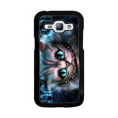 Acc Hp Cheshire Cat Quote Wallpaper ... asing for Samsung J1 2015
