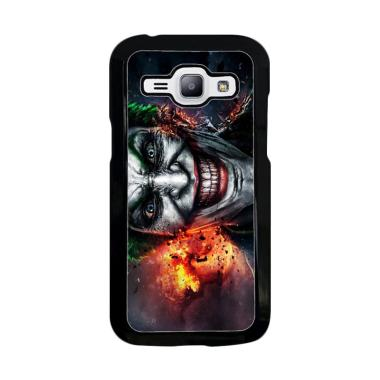Acc Hp Batman Joker Wallpaper Y0469 Custom Casing for Samsung J1 2015