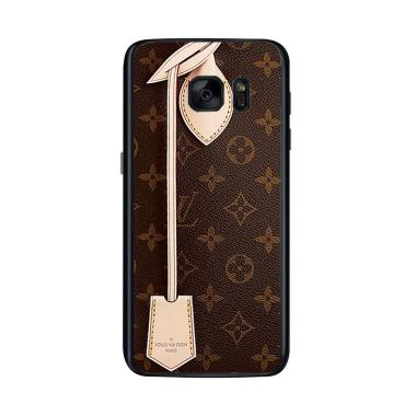 Acc Hp Louis Vuitton Bag L1319 Custom Casing for Samsung S7 Edge