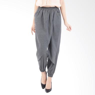 Celana Jogger Wanita - Dark Grey