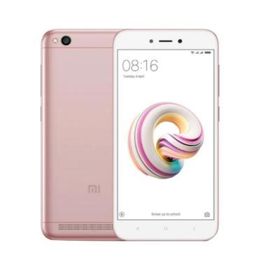 Xiaomi Redmi 5A Smartphone - Rose Gold [16GB/2GB]