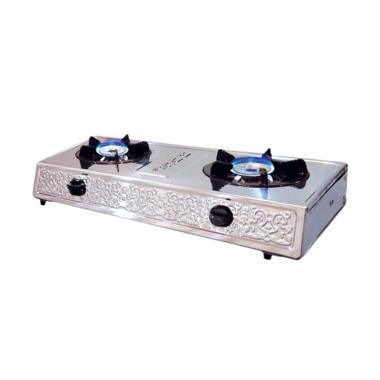 Hock HP-200HG Maharani Gold Kompor Gas - Silver