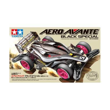 Tamiya 95376 Aero Avante Black Special AR Chassis Model Kit
