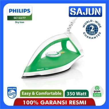 harga Philips GC-122 Setrika - Hijau Blibli.com