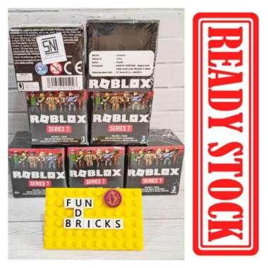 harga Roblox Mystery Minifigure Series 7 ORIGINAL (Kode 001) Blibli.com