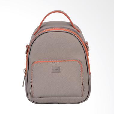 David Jones CM3790 Mini Backpack Wanita - Grey