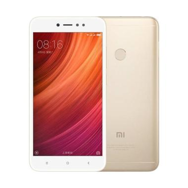 Xiaomi Redmi Note 5A Prime Smartphone - Gold [32 GB/ 3 GB]