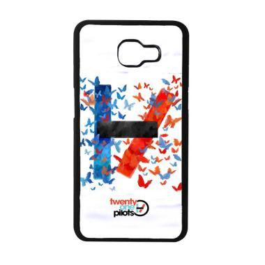 Cococase 21 Pilots Red Blue H0002 Casing for Samsung Galaxy A7 2016