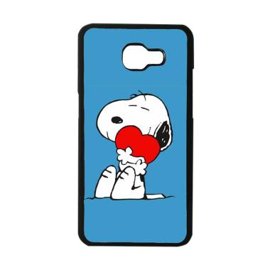 Cococase Snoopy Z5255 Casing for Samsung Galaxy A7 2016