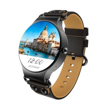 KingWear KW98 Smartwatch for Android and IOS - Hitam