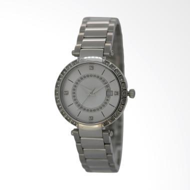 Mango MA6644L-80 Jam Tangan Wanita - Silver