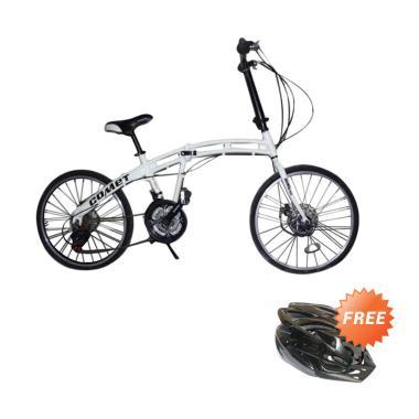 Paket Bundling - Viva Cycle Y3110 2 ... + Free Helm Sepeda Dewasa