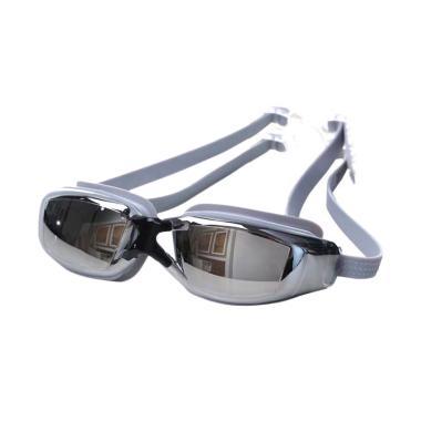 Ruihe Anti Fog UV Protection Kacamata Renang - Grey