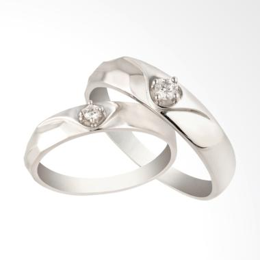 Posh Jewellery GY0076 Wedding Ring