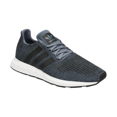 adidas Men Original Swift Run Shoes Sepatu Lari Pria [CQ2120]