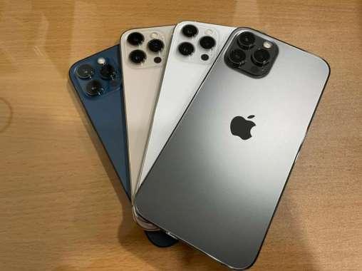 iPhone 12 Pro Max 512GB Second Original GRAPHITE