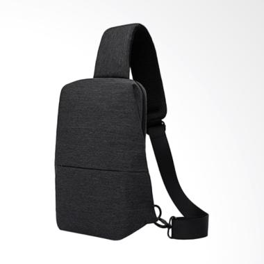 Kaka Outdoor Crossbody Chest Sling  ... - Black [99009/ Original]