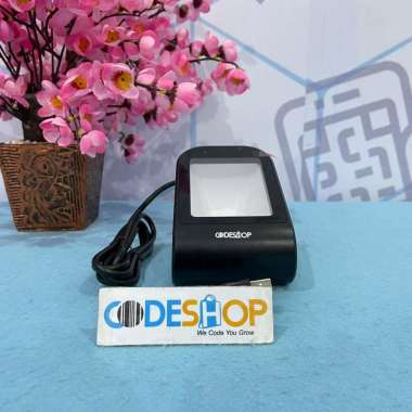 harga Barcode Scanner Payment Digital Codeshop CD707 - CD 707 - CD-707 2D Imager putih Blibli.com