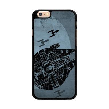 Flazzstore Star Wars Millenium Falc ...  6 Plus or iPhone 6S Plus