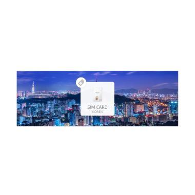 KKDay South Korea Unlimited 4G-LTE KT Olleh SIM Card [10 Hari]