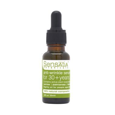Sensatia Botanicals Anti-Wrinkle Serum for 30+ [20 mL]